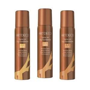 Artdeco Spray On Leg Foundation - Soft Caramel N°1 - 100 ml