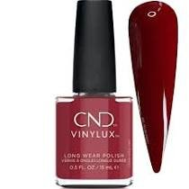 CND Vinylux Weekly Polish 15 ml - Cherry Apple (Fall 2020)