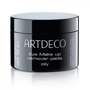 Artdeco make-up remover pads